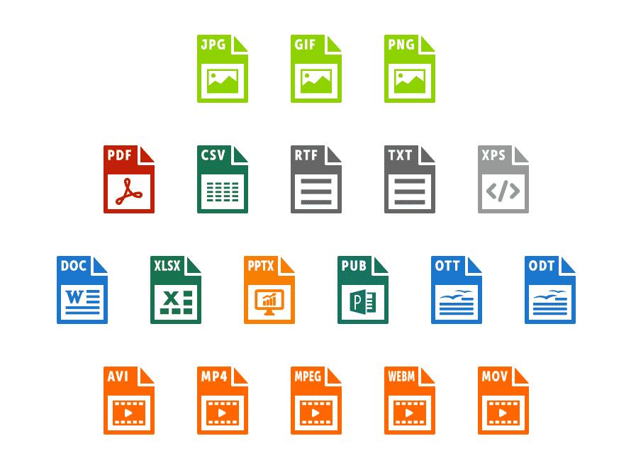 Broader Learning Tile Types
